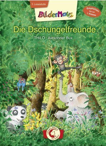 Gebundenes Buch »Bildermaus - Die Dschungelfreunde«