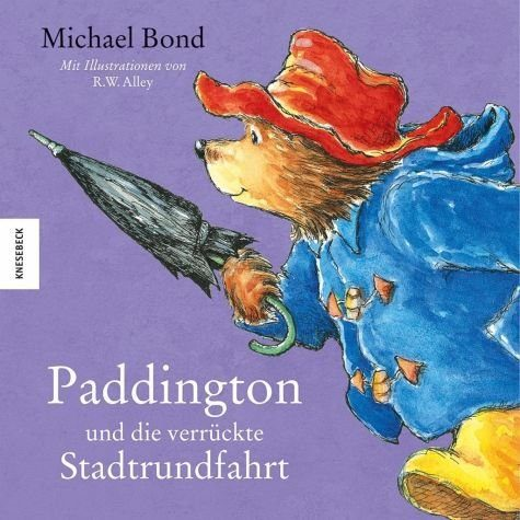 Gebundenes Buch »Paddington und die verrückte Stadtrundfahrt«