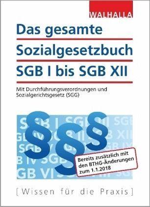 Gebundenes Buch »Das gesamte Sozialgesetzbuch SGB I bis SGB XII«