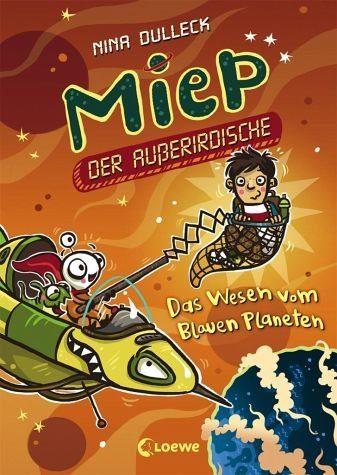 Gebundenes Buch »Das Wesen vom Blauen Planeten / Miep, der...«