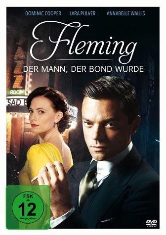 DVD »Fleming - Der Mann, der Bond wurde (2 Discs)«