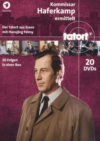 DVD »Tatort - Kommissar Haferkamp DVD-Box«
