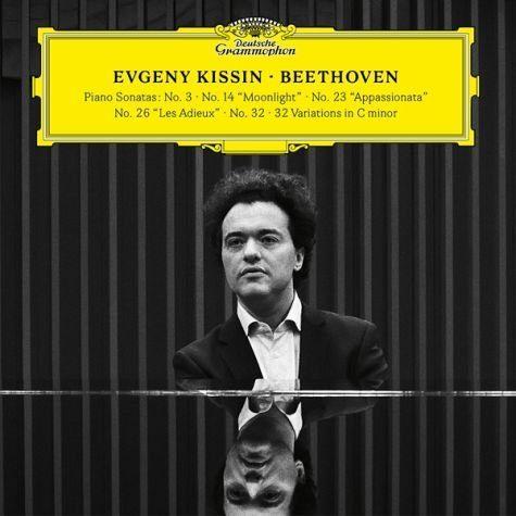 Audio CD »Ludwig van Beethoven: Evgeny Kissin: Beethoven«