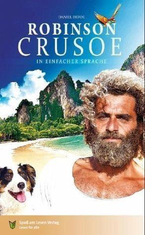 Broschiertes Buch »Robinson Crusoe«
