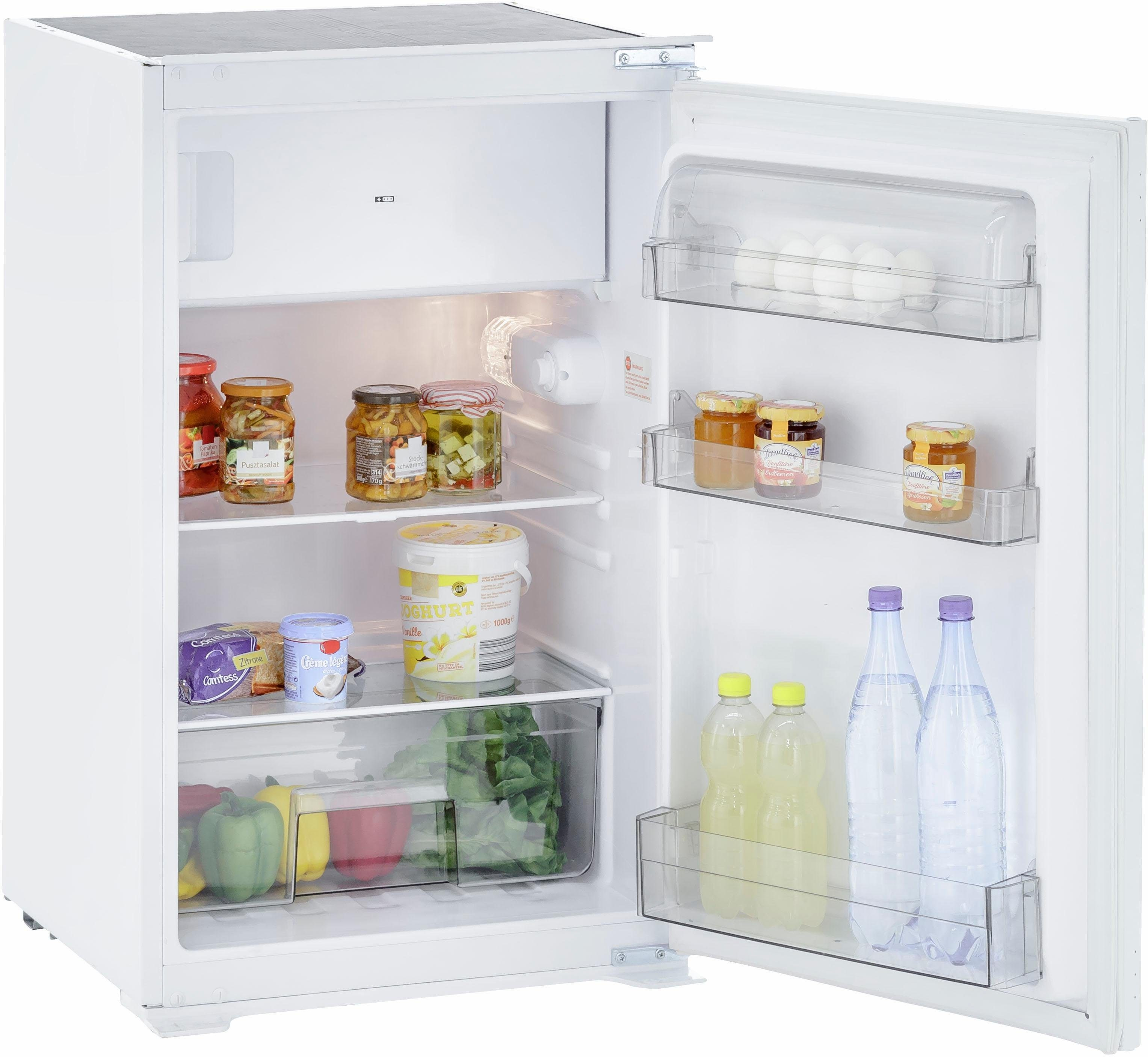exquisit integrierbarer Einbau-Kühlschrank EKS 131-4.2 A++