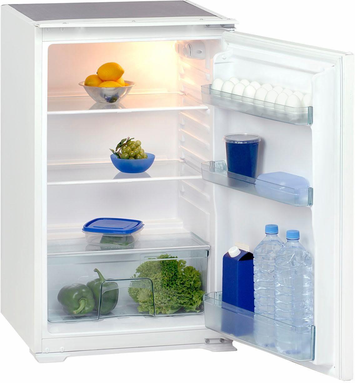 Exquisit Einbaukühlschrank EKS 131-4.2 RV, 88,0 cm hoch, 54,0 cm breit, A+, integrierbar