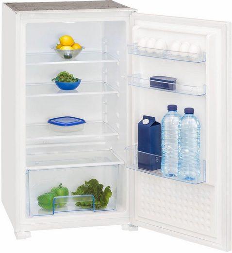 exquisit Einbaukühlschrank EKS 182-11 RV, 102,0 cm hoch, 54,0 cm breit, A+, integrierbar