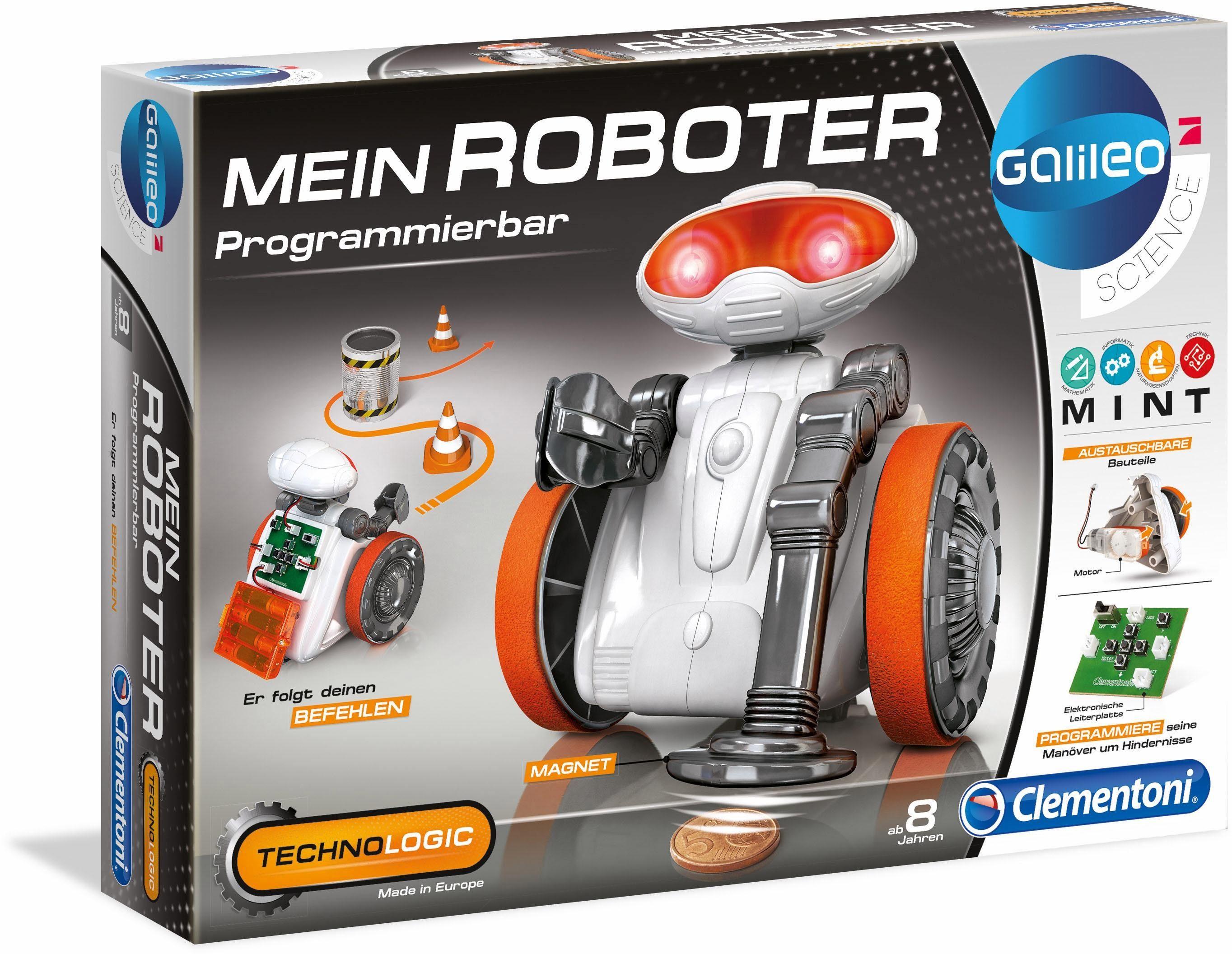 Clementoni Roboter, »Mein Roboter«