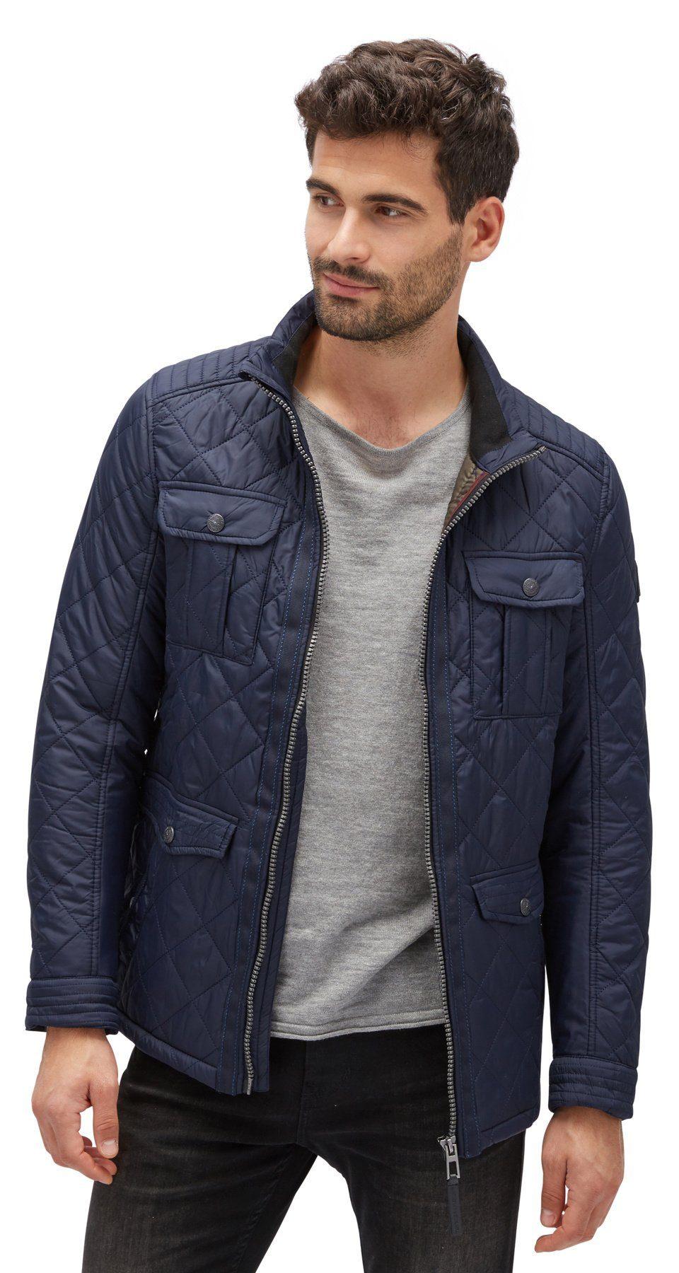 Tom »steppjacke Taschen« KaufenOtto Mit Online Allwetterjacke Tailor Diversen wOP8n0Xk