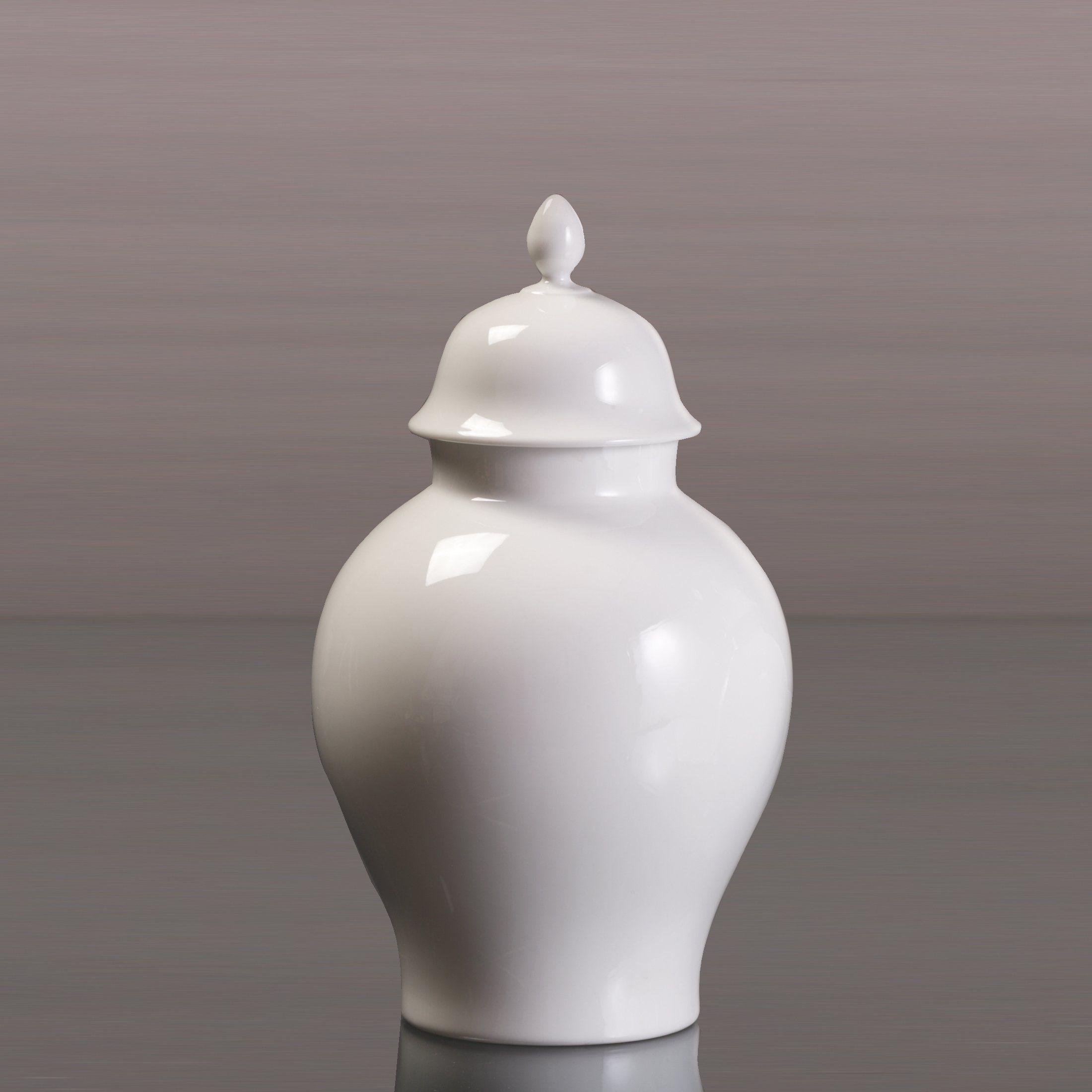 Kaiser Porzellan Deckelvase »Orient«