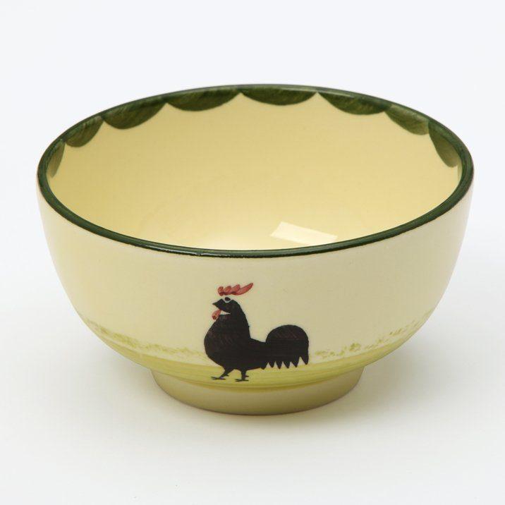 Zeller Keramik Schälchen »Hahn und Henne«