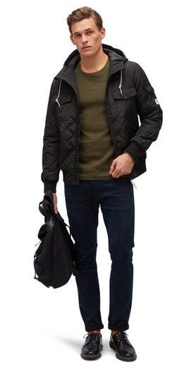 Tom Tailor Denim Steppjacke mit Taschen