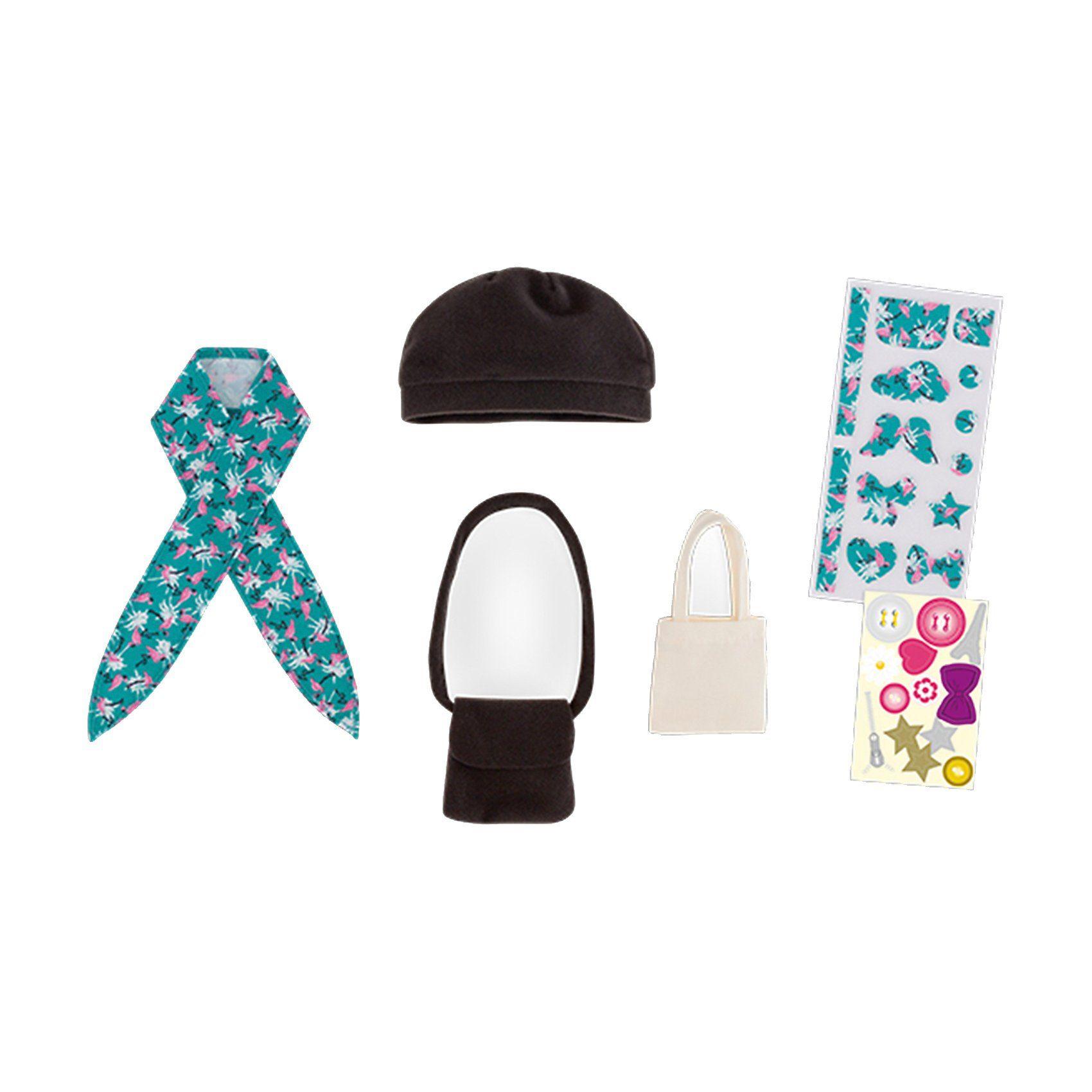 Corolle® Puppenkleidung Set Taschen & Mütze
