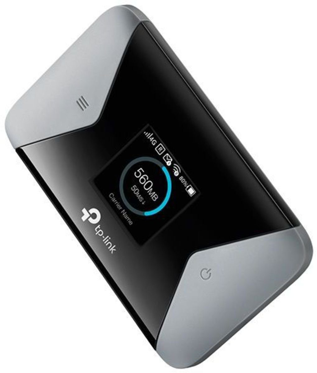 TP-Link Router »M7310 Mobiler 4G / LTE WLAN Router«