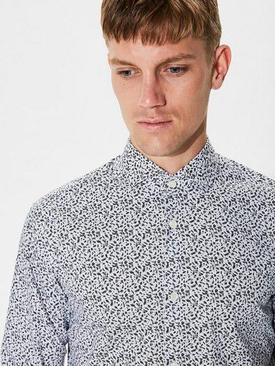 Selected Homme In regulärer Passform geschnittenes formelles Langarmhemd