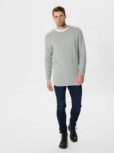 Selected Femme Crew-Neck- Strickpullover