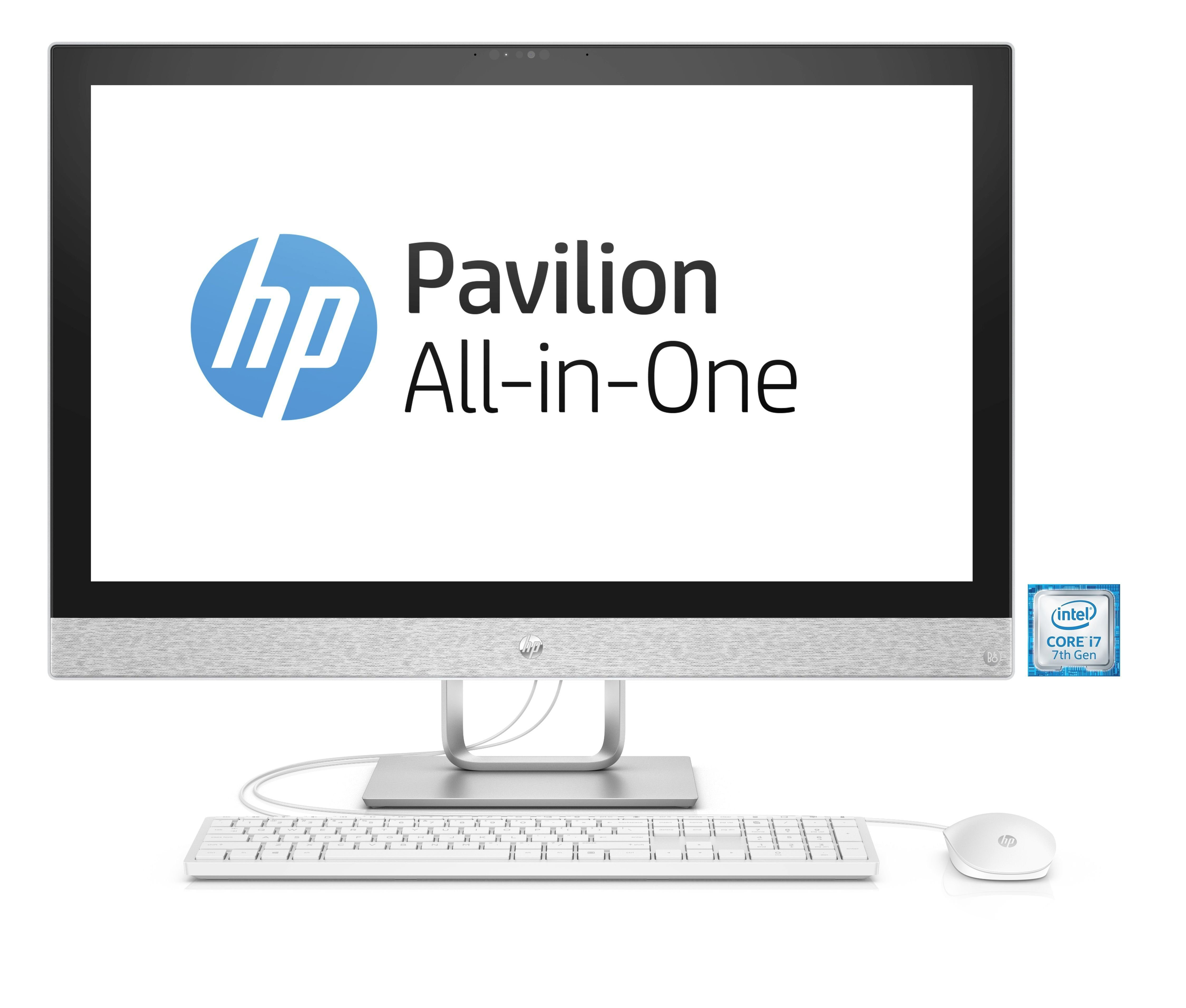 """HP Pavilion 27-r052ng All-in-One PC »Intel Core i7,68,6 cm(27""""), 1 TB SATA, 256 GB SSD«"""