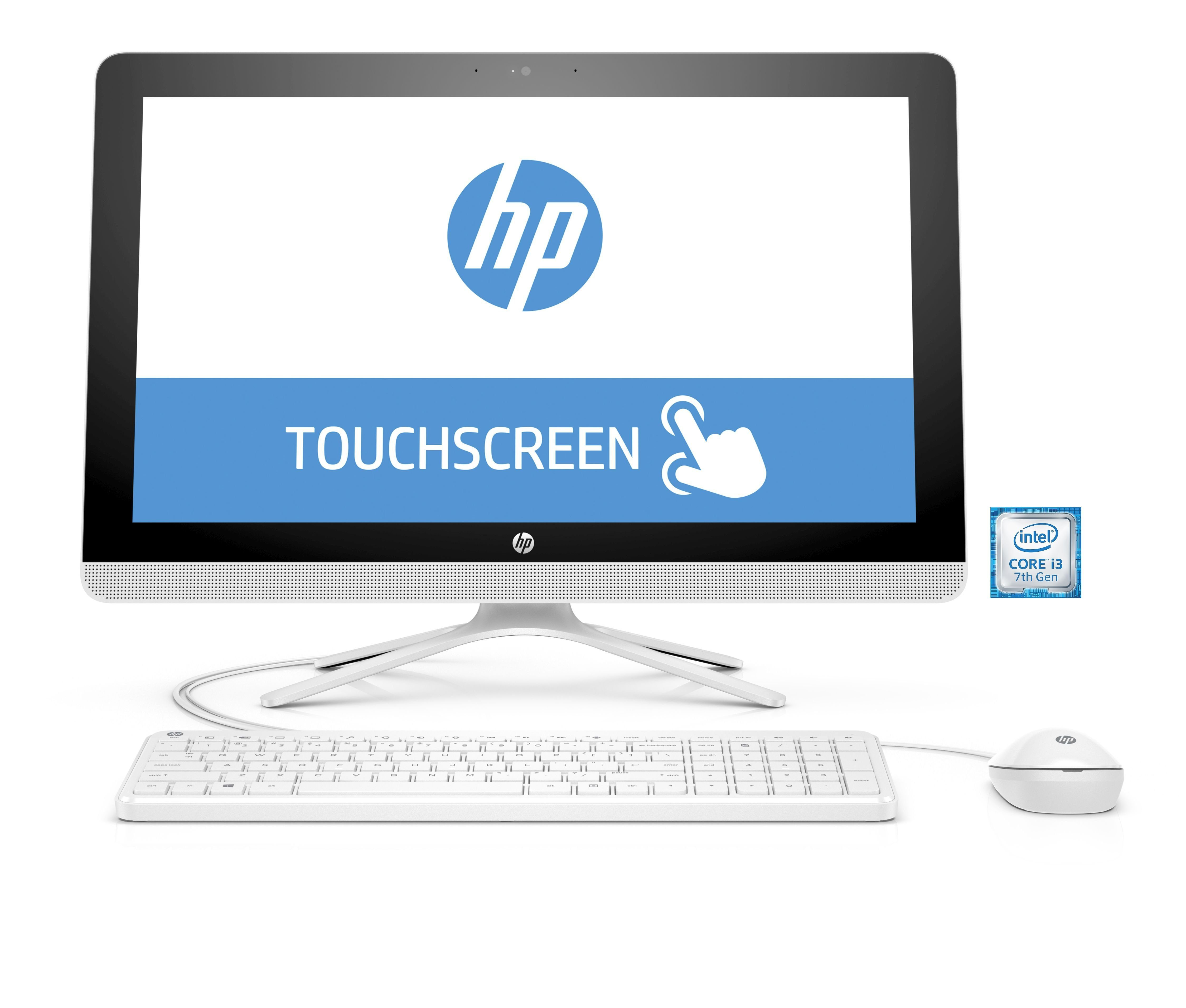 "HP 22-b351ng All-in-One PC »Intel Core i3, 54,6cm (21,5""), 1 TB, 4 GB«"