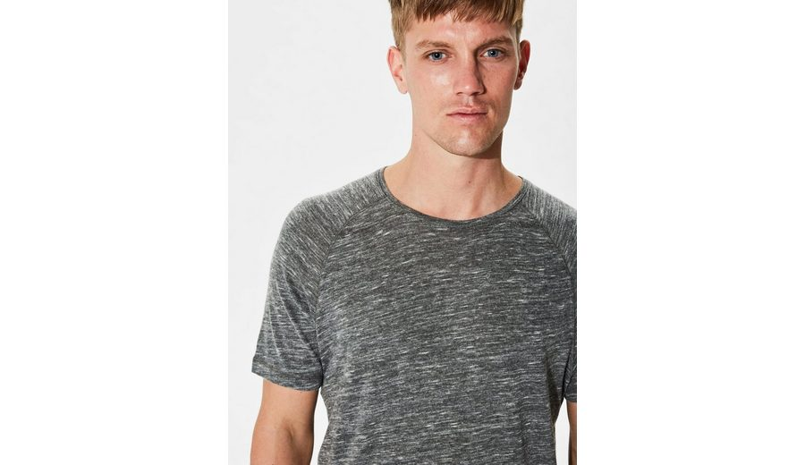 Neue Ankunft Online Selected Homme Rundhalsausschnitt- T-Shirt Freies Verschiffen Viele Arten Von Räumungsverkauf Online Günstig Kaufen Wahl In Deutschland Günstig Online x0alUyb