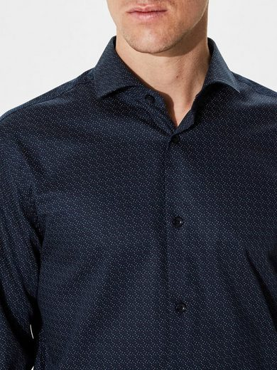 Selected Femme In regulärer Passform geschnittenes formelles Langarmhemd