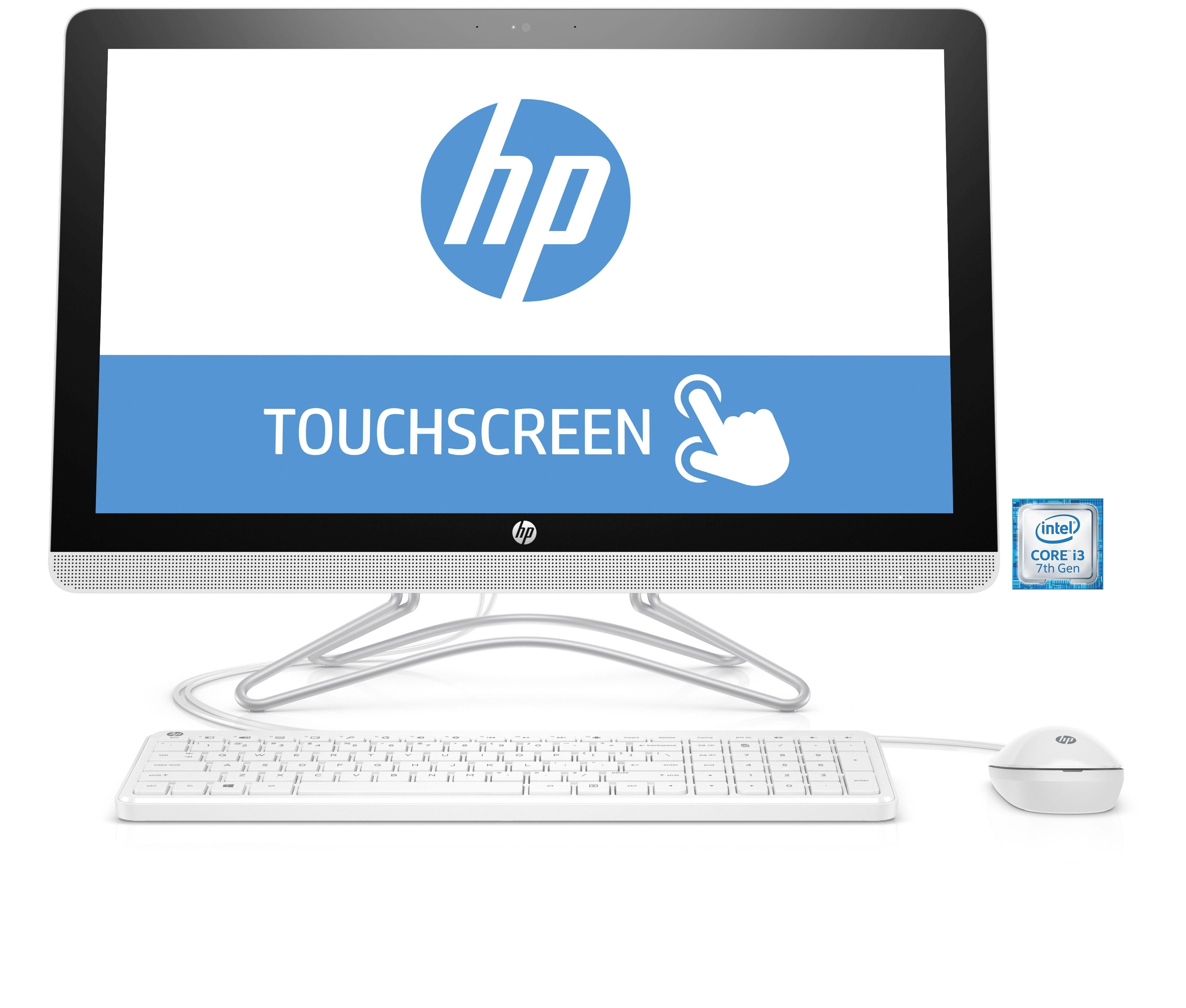 "HP 24-e054ng All-in-One PC »Intel Core i3, 60,45cm (23,8"") Touch, 1 TB, 8 GB«"