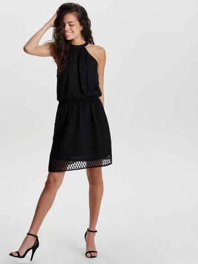 Only Neckholder Kleid ohne Ärmel