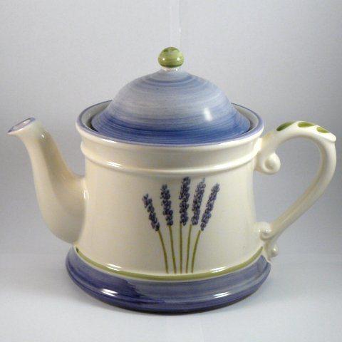 Zeller Keramik Teekanne »Fleur de Provence«