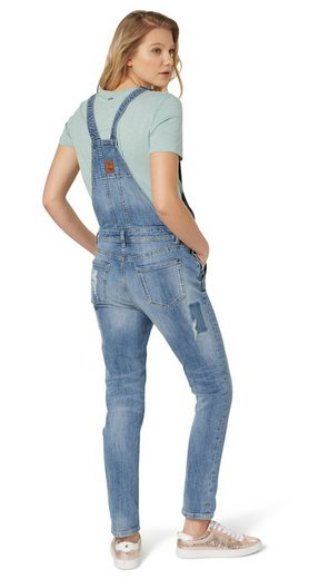 Tom Tailor Denim 5-Pocket-Jeans Dungaree Relaxed