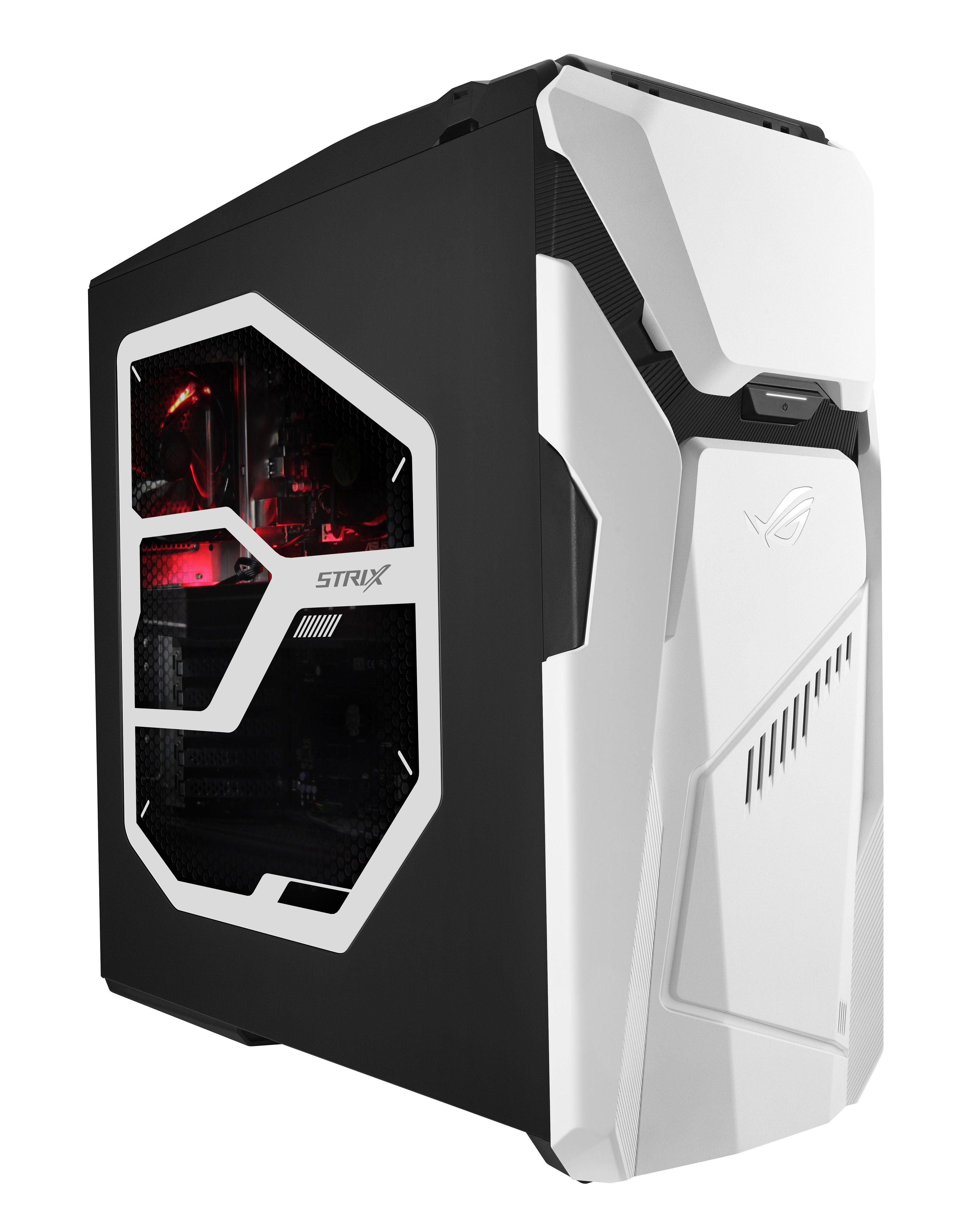 ASUS Gaming PC, Intel® i7-7700, 16GB, SSD + HDD , GeForce GTX 1070 »GD30CI-DE003T«