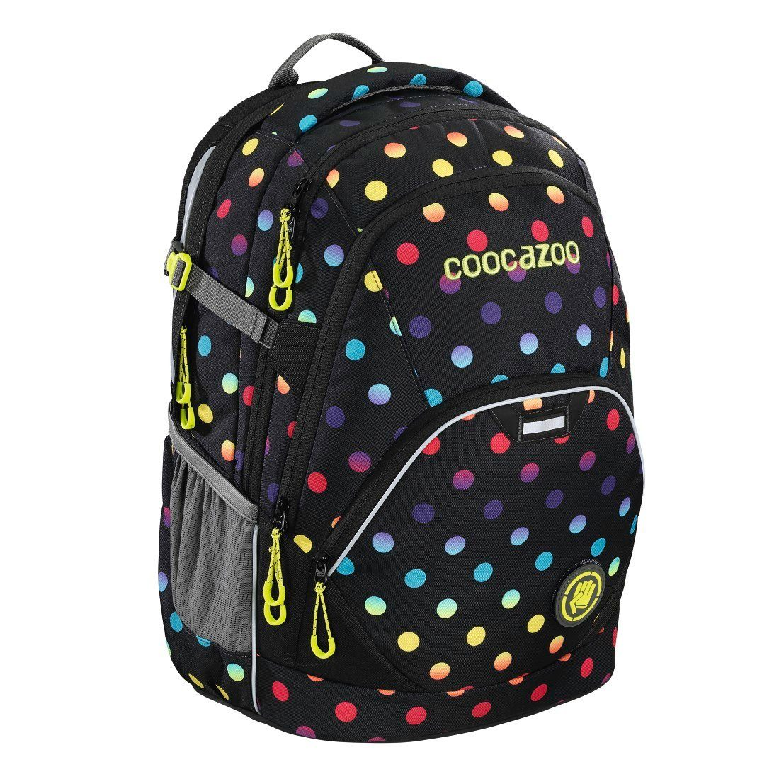 "coocazoo Coocazoo Rucksack ""EvverClevver2"" mit Laptopfach »Magic Polka Colorful«"