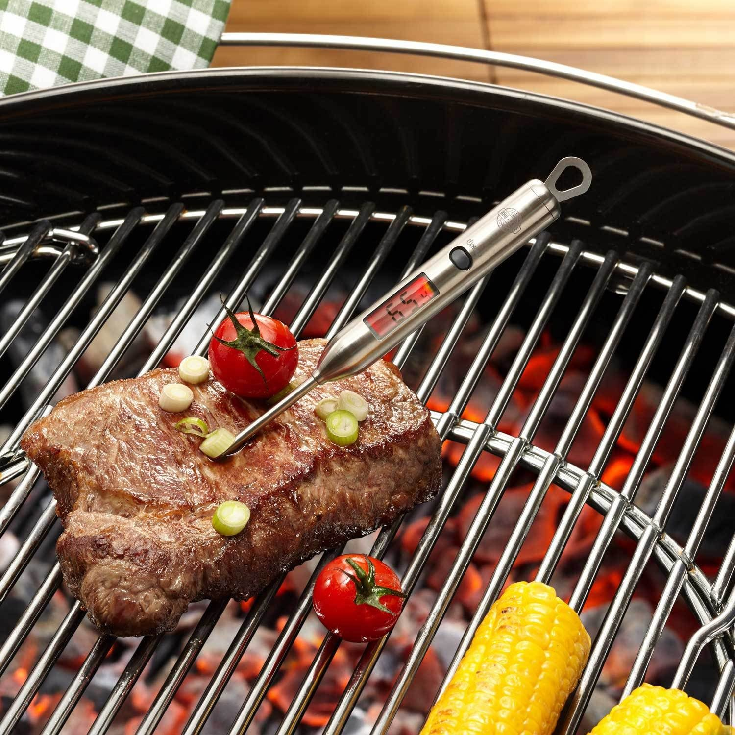 Gefu Digital Thermometer »BBQ«