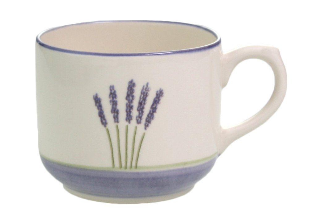 Zeller Keramik Jumbo Obertasse »Fleur de Provence«