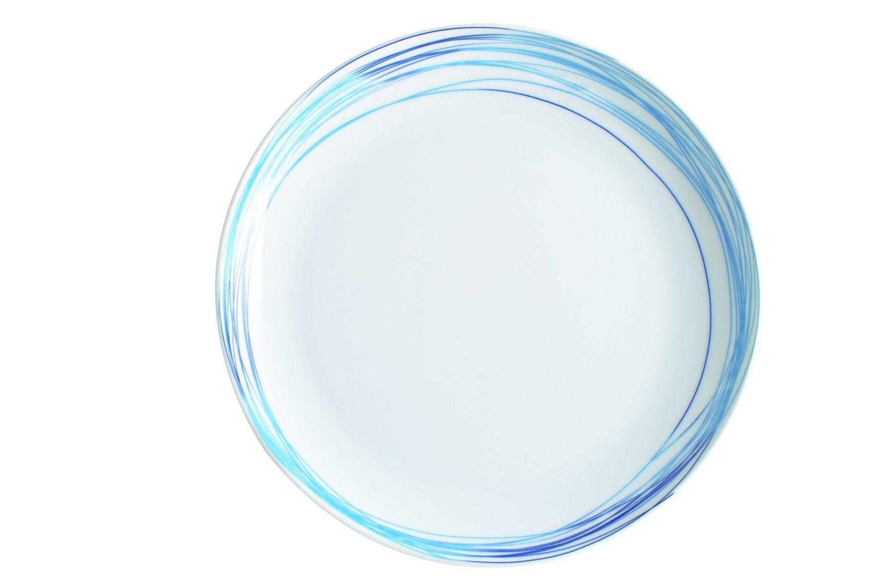 Kahla Frühstücksteller »Five Senses Whirl«