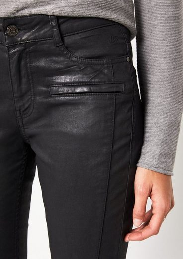 Comma Jeans With Exciting Coating
