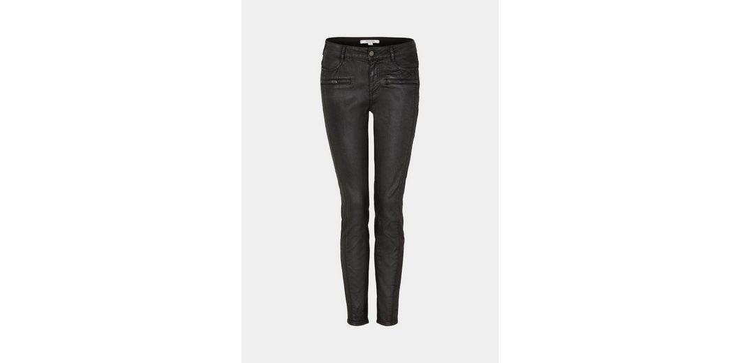 COMMA Jeans mit aufregender Beschichtung Klassisch Günstiger Preis bWeMiNUpV0