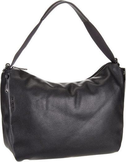 Handtasche Leather »mellow Handtasche« Duck Nero Mandarina lFJT1cK