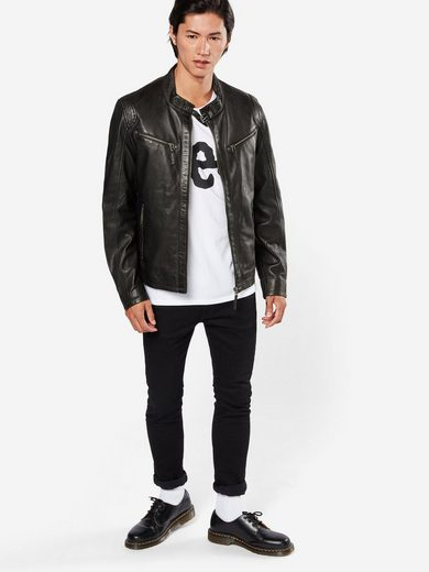 Gipsy Biker Jacket Coby, Zipper