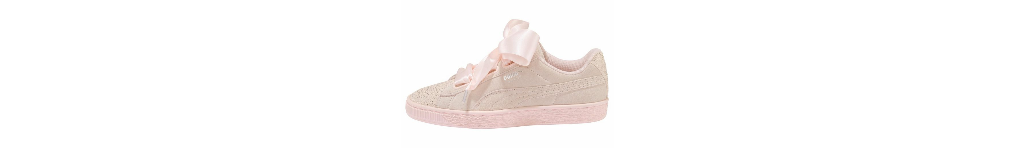 Erschwinglich Ausverkauf PUMA Suede Heart Bubble Sneaker Exklusiv Zum Verkauf 100% Ig Garantiert Günstiger Preis Exklusiv mI1yiexE