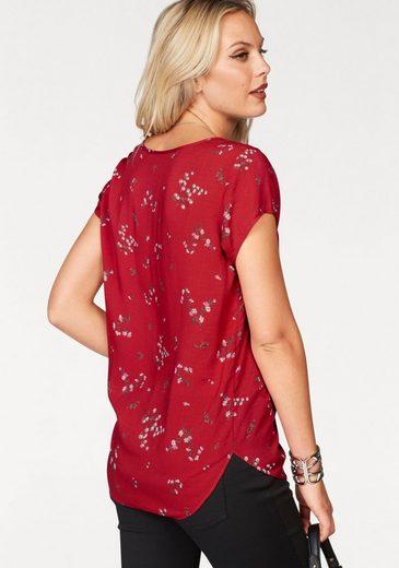 Vero Moda Shirtbluse BOCA PARISAN, mit Blumen Print