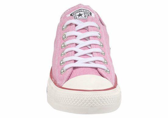 Converse Chuck Taylor All Star Ox Jeans Sneaker, Jeansoptik