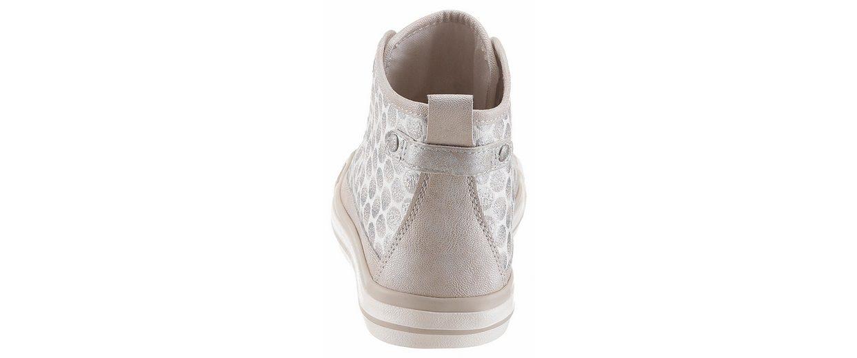 Mustang Shoes Sneaker, mit farbharmonischem Druck