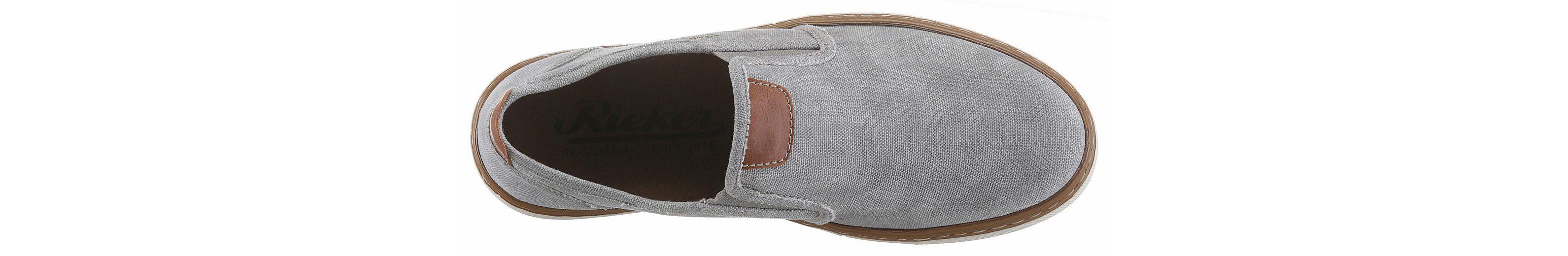 Rieker Sneaker, mit seitlichem Logo-Druck