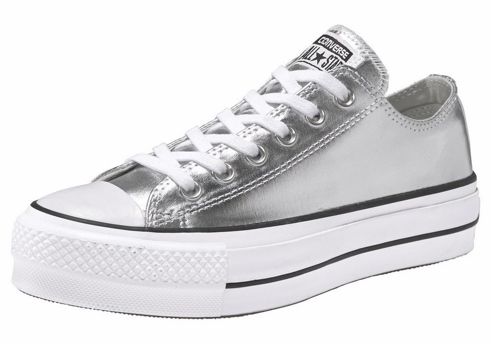 converse chuck taylor all star lift ox metal. Black Bedroom Furniture Sets. Home Design Ideas