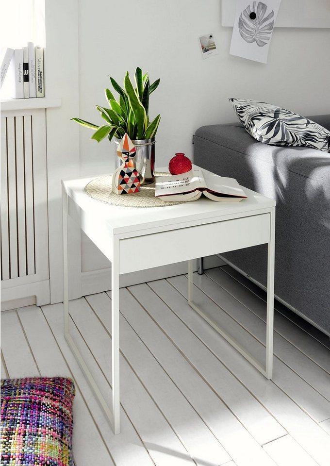 now by h lsta couchtisch ct 17 mit schublade zeitloses design in hochwertiger verarbeitung. Black Bedroom Furniture Sets. Home Design Ideas