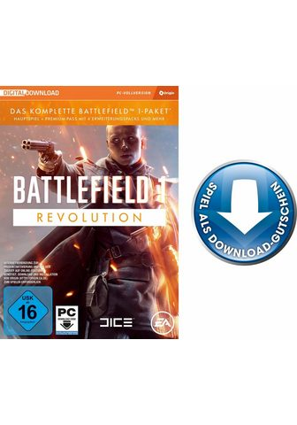 ELECTRONIC ARTS Battlefield 1-Revolution Edition PC