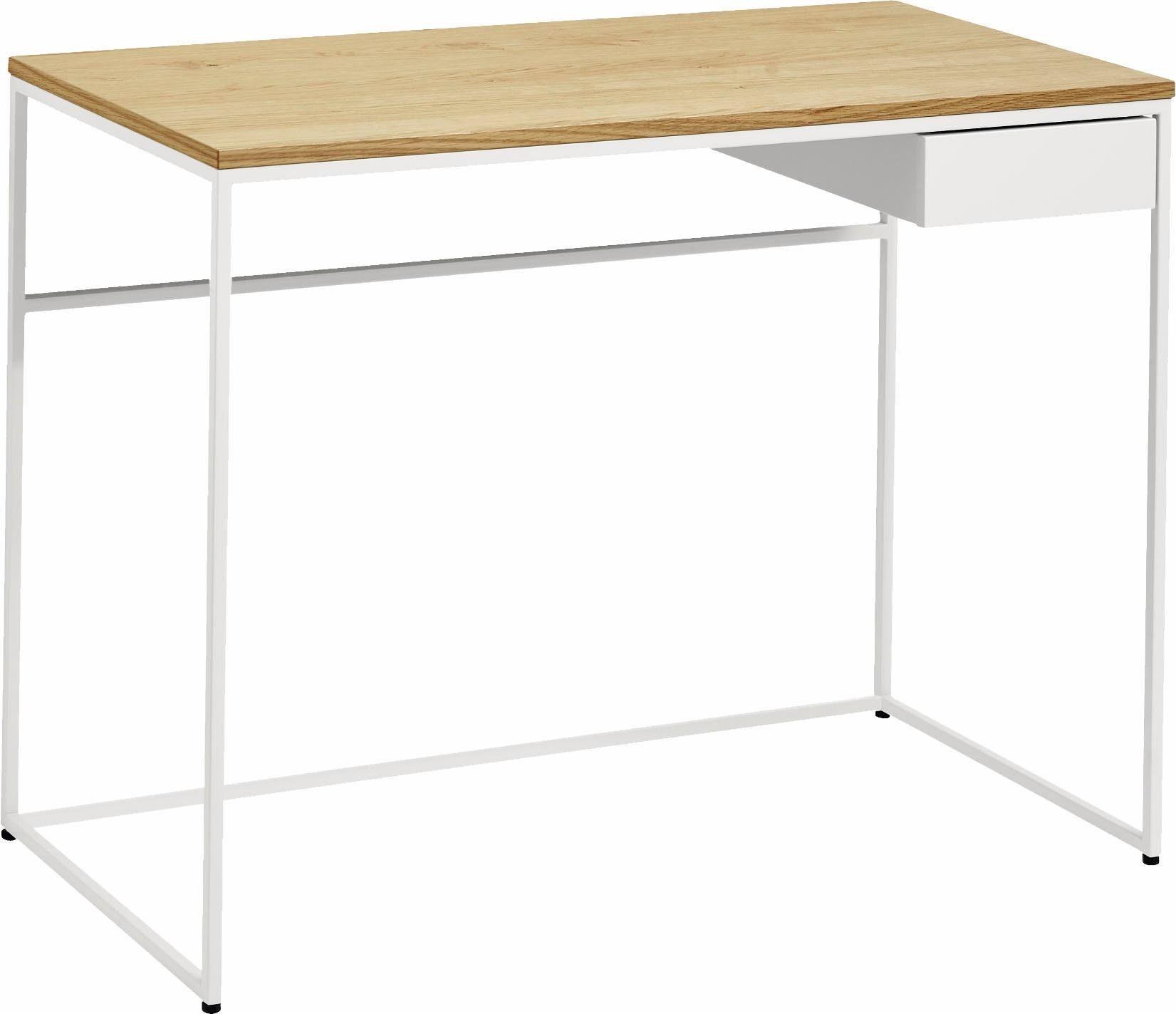 now! by hülsta Schreibtisch »CT 17« mit Schublade, zeitloses Design in hochwertiger Verarbeitung