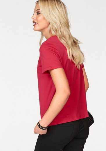 Vero Moda T-Shirt SHIZA, mit Statement Print