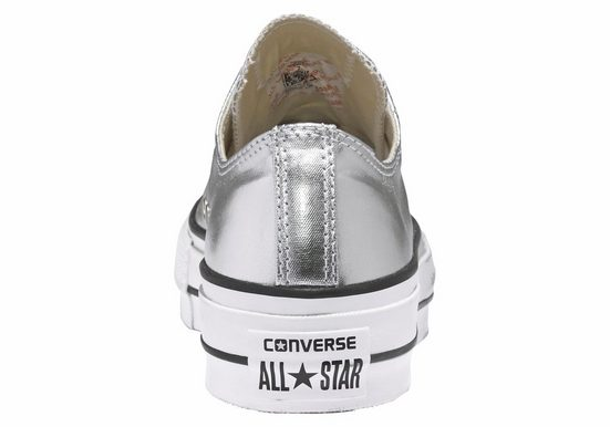 Plateausneaker Metal« Taylor Ox Converse Star Lift »chuck All pxfHY0