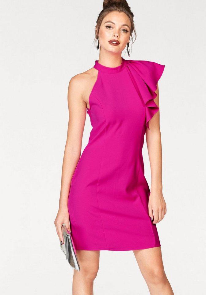 Vero Moda One-Shoulder-Kleid »JINKS«, mit Volant