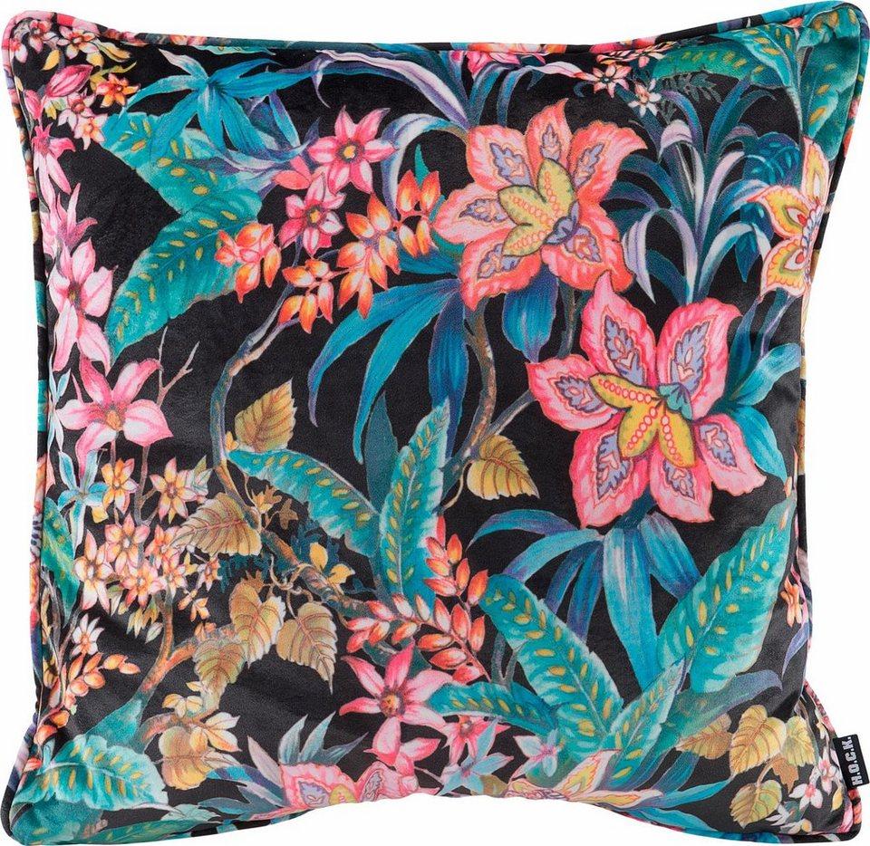 h o c k kissen colourful velvet 50x50 cm kaufen otto. Black Bedroom Furniture Sets. Home Design Ideas